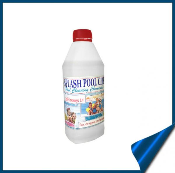Жидкое средство для уменьшения уровня pH 1л