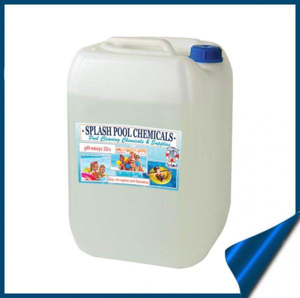 Жидкое средство для уменьшения уровня pH 20л